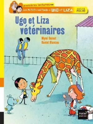 """Afficher """"Les petits métiers d'Ugo et Liza"""""""
