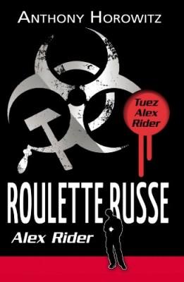 """Afficher """"Alex Rider n° 10 Roulette russe"""""""