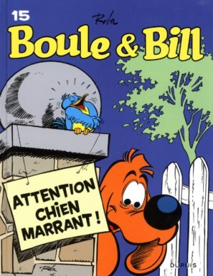 "Afficher ""Boule & Bill n° 15 Attention chien marrant !"""