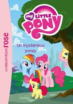 """Afficher """"My little pony n° 3 Un mystérieux poney"""""""
