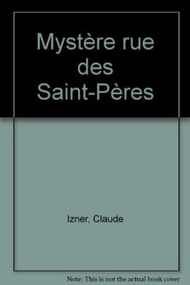 """Afficher """"Mystère rue des Saints-Pères"""""""