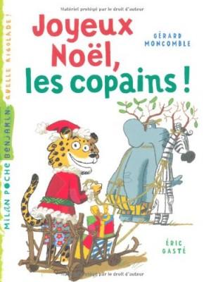 """Afficher """"Gaspard le léopard Joyeux Noël, les copains !"""""""
