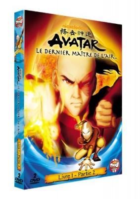 """Afficher """"Avatar, le dernier maître de l'air n° Livre 1, partie 2"""""""