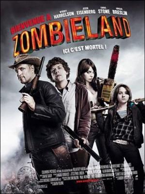vignette de 'Bienvenue à Zombieland (Ruben Fleischer)'
