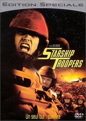 "Afficher ""Starship troopers"""