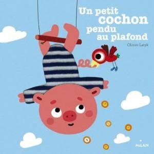 """Afficher """"Contes et comptines à toucher n° 1 Un Petit cochon pendu au plafond"""""""
