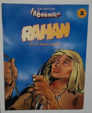 """Afficher """"Rahan n° 2 Les longues crinières"""""""