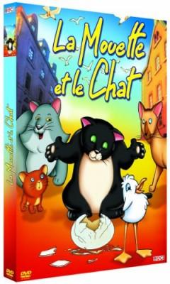 """Afficher """"La Mouette et le chat"""""""