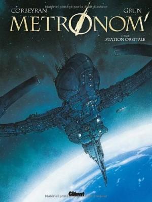 """Afficher """"Metronom' n° 2 Station orbitale"""""""