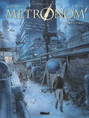"Afficher ""Metronom' n° 1 Tolérance zéro"""