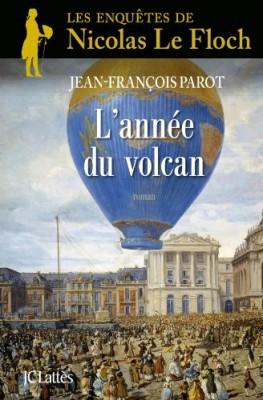 """Afficher """"Les enquêtes de Nicolas Le Floch, commissaire au ChâteletL'année du volcan"""""""