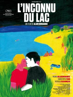 vignette de 'L'inconnu du lac (Alain Guiraudie)'
