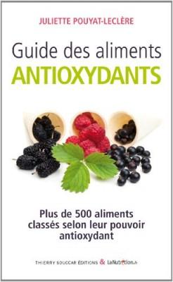 """Afficher """"Guide des aliments antioxydants"""""""