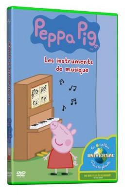 """Afficher """"Peppa pig Peppa pig - Les Instruments de musique"""""""