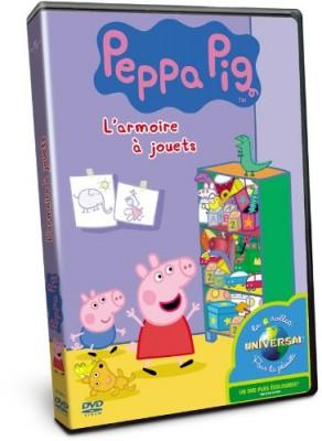 "Afficher ""Peppa pig Peppa Pig - L'armoire à jouets"""