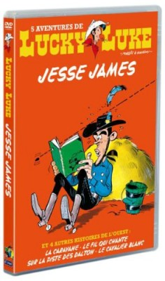 "Afficher ""Lucky Luke : Jesse James"""