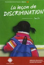 """Afficher """"La leçon de discrimination"""""""
