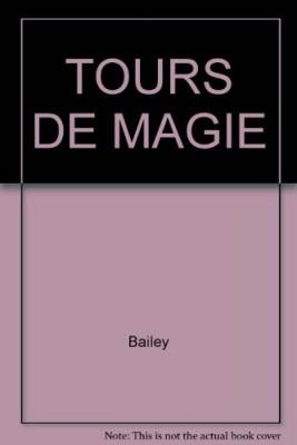 """Afficher """"Les tours de magie"""""""