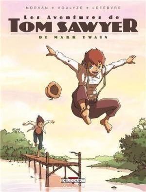 "Afficher ""Tom Sawyer n° 1-3 Les aventures de Tom Sawyer"""