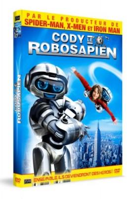 """Afficher """"Cody le Robosapien"""""""