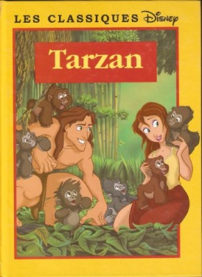 "Afficher ""Tarzan"""