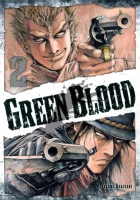 "Afficher ""Green Blood n° 2 Green blood"""