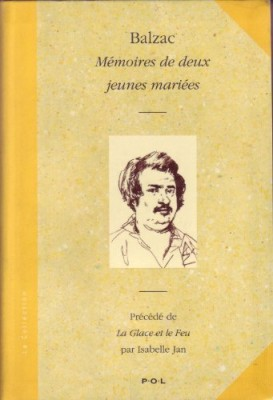 """Afficher """"Mémoires de deux jeunes mariées"""""""