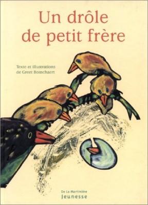 """Afficher """"Un Drôle de petit frère"""""""