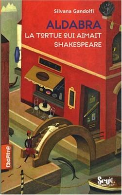 """Afficher """"Aldabra la tortue qui aimait Shakespeare"""""""