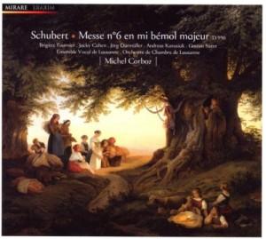 "Afficher ""Messe n ̊6 en mi bémol majeur D 950"""