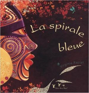 "Afficher ""La spirale bleue"""