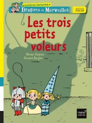 """Afficher """"Dragons et merveilles Les trois petits voleurs"""""""