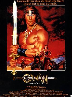 """Afficher """"Conan le destructeur"""""""