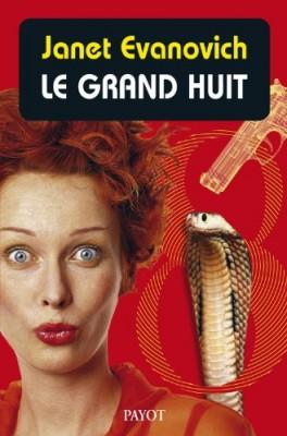 """Afficher """"Une Aventure de Stephanie Plum n° 8 Le grand huit"""""""