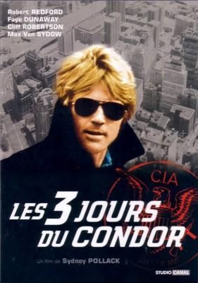 """Afficher """"3 jours du condor (les )"""""""