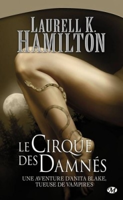 "Afficher ""Anita Blake n° 3 Le cirque des damnés"""