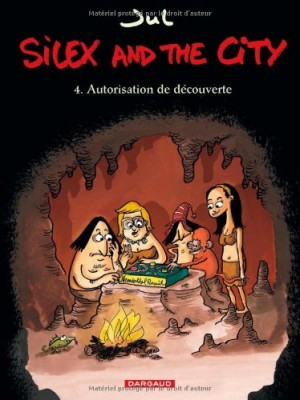 "Afficher ""Silex and the city n° 4 Autorisation de découverte"""