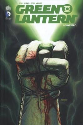 """Afficher """"Green Lantern n° 1 Sinestro"""""""