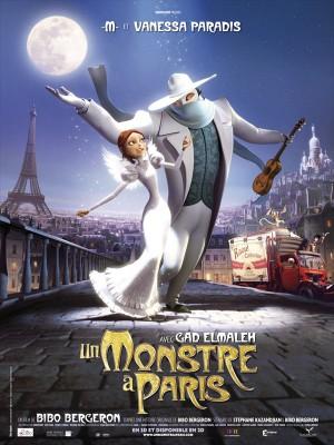 """Afficher """"Monstre à Paris (Un)"""""""