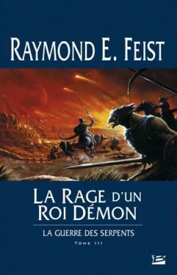 """Afficher """"La guerre des serpents n° 3 La rage d'un roi démon"""""""