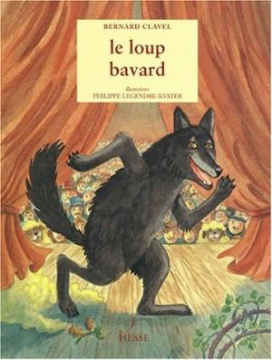 """Afficher """"Le Loup bavard"""""""