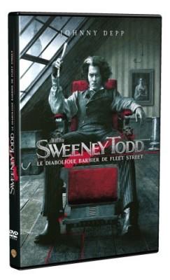 "Afficher ""Sweeney Todd, le diabolique barbier de Fleet Street"""