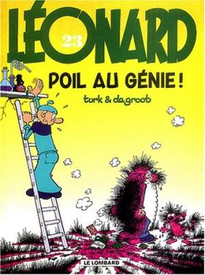 "Afficher ""Léonard n° 23 Poil au génie"""