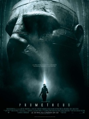 "Afficher ""Prometheus"""