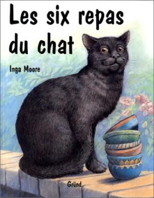 """Afficher """"Six repas du chat (Les)"""""""