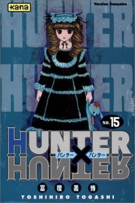 "Afficher ""Hunter x Hunter n° 15"""