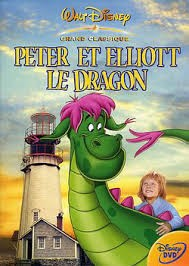 "Afficher ""Peter et Elliot le dragon"""