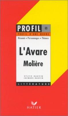 """Afficher """"L'Avare/Molière"""""""