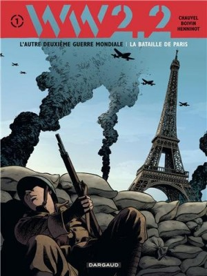 "Afficher ""WW 2.2 n° 1 La bataille de Paris"""