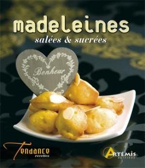 "Afficher ""Madeleines salées & sucrées"""
